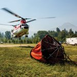 Columbia Helicopters Completes Successful Firefighting Season Using Two  2,800-Gallon Internal Fire Attack Systems (FAS); One CH-47D to be on Display at HELI-EXPO